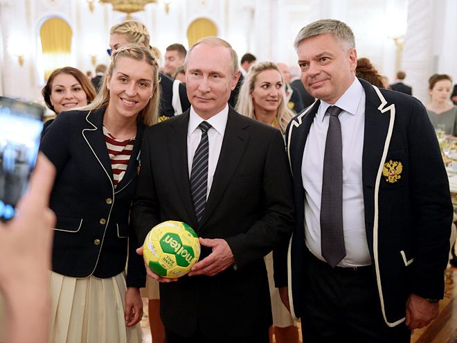Спортивные федерации России