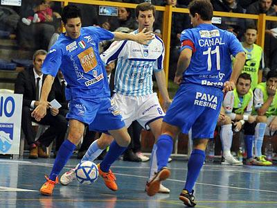 23-й тур чемпионата Италии по мини-футболу