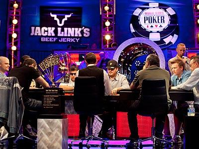 WSOP-2011. Чемпионат игроков. Видеоотчёт