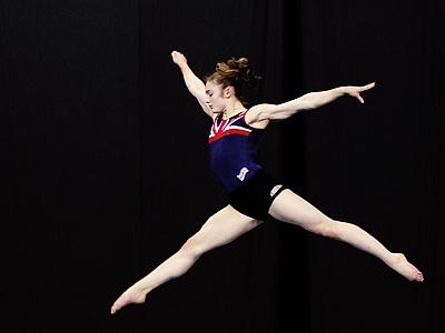 Звёзды мировой спортивной гимнастики в Москве