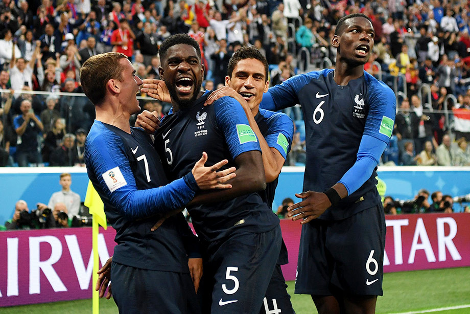 ЧМ-2018. Сборная Франции по футболу