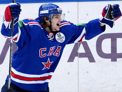 Виктор Тихонов – о первом матче с «Северсталью»