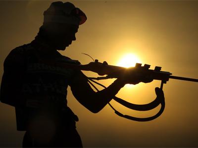 В субботу в Увате стартует чемпионат России по биатлону