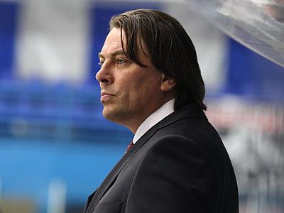 Старший тренер альметьевского «Спутника» - о старте сезона в МХЛ-Б
