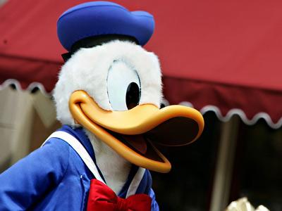 Андерс Берг: имя было очевидно — Donald!