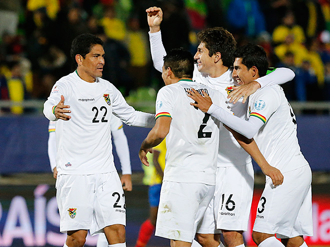 Прогноз на матч Боливия – Перу