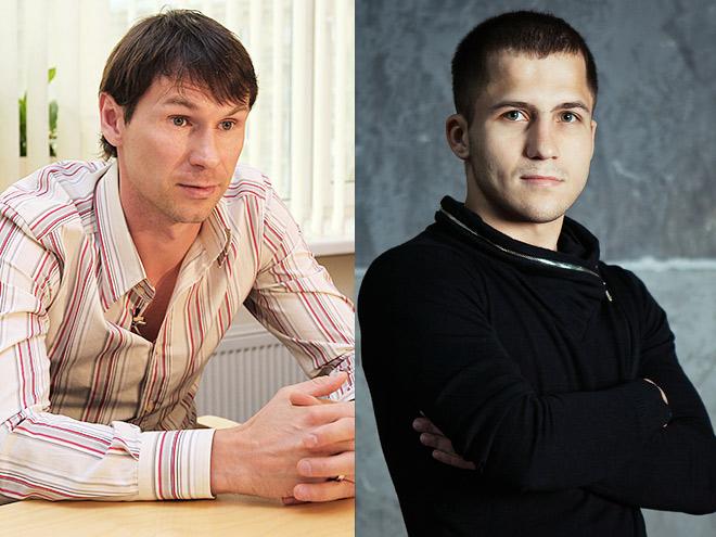 Егор Титов и Алексей Третяк