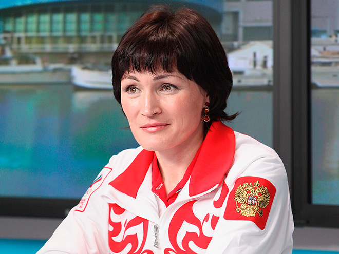 Ишмуратова – о старте сборной России по биатлону