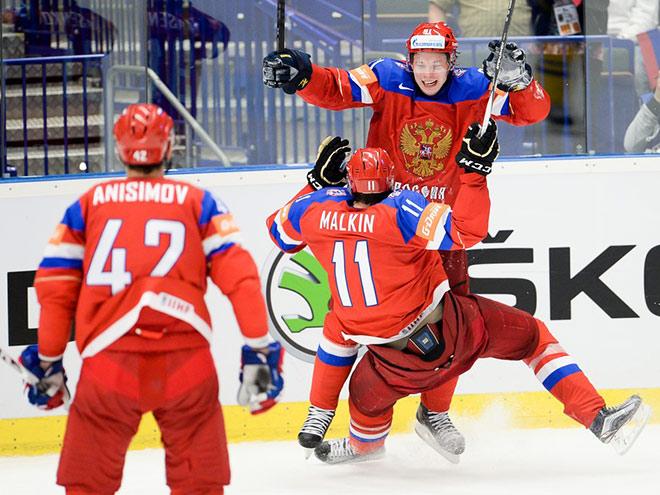 Сборная России на Кубке мира