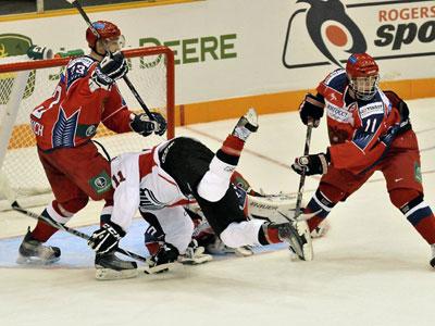 Викториавилль стал победным для России