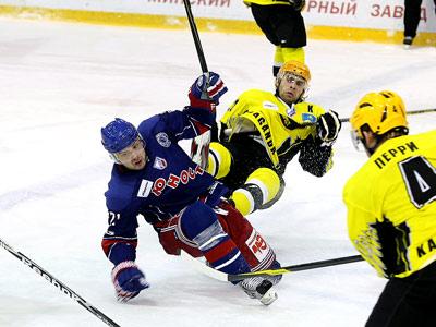 14 января в чемпионате ВХЛ игралось десять матчей