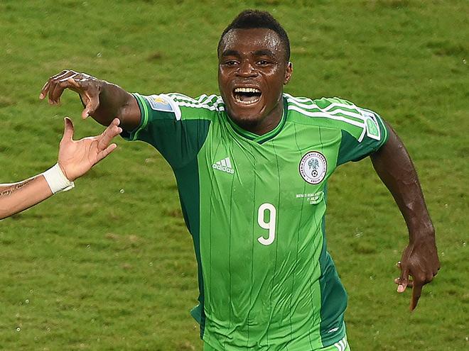 Эммануэль Эменике принёс Нигерии победу