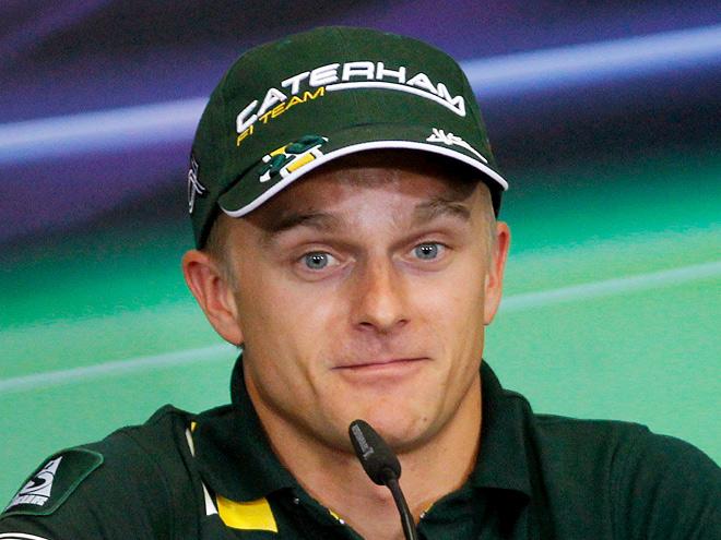 Ковалайнен — о карьере после Формулы-1, Квяте, Райкконене и системе «гало»