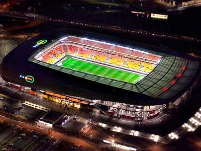Стадион, как дом