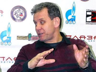 Михаил Варнаков – о первых сборах молодёжной команды