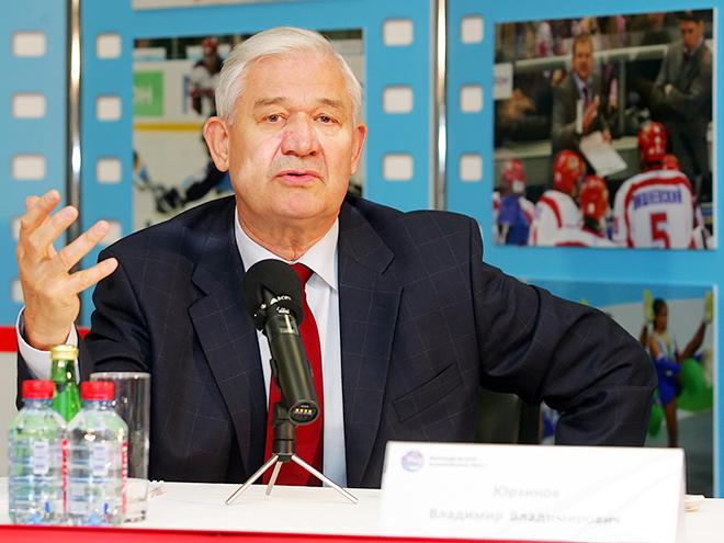 Владимир Юрзинов