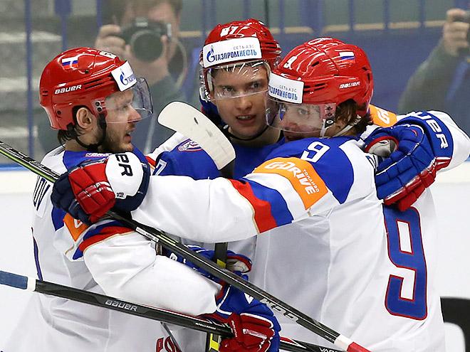 09.05.2015. Беларусь – Россия – 0:7