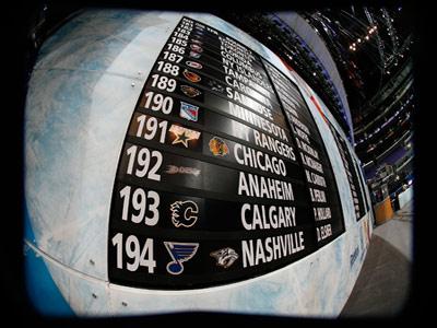 Драфт НХЛ. Фавориты. Райан Нюджент-Хопкинс