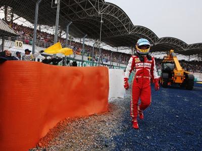 Герои и неудачники Гран-при Малайзии Формулы-1