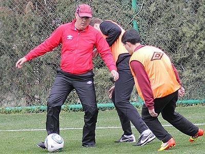 «Рубин» победил «Лех» на Кубке Марбельи со счётом 3:1