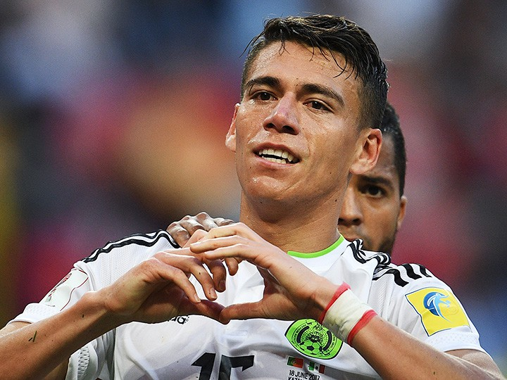 Кубок конфедераций. Португалия – Мексика – 2:2