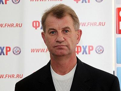 Михаил Чеканов - новый главный тренер женской сборной по хоккею