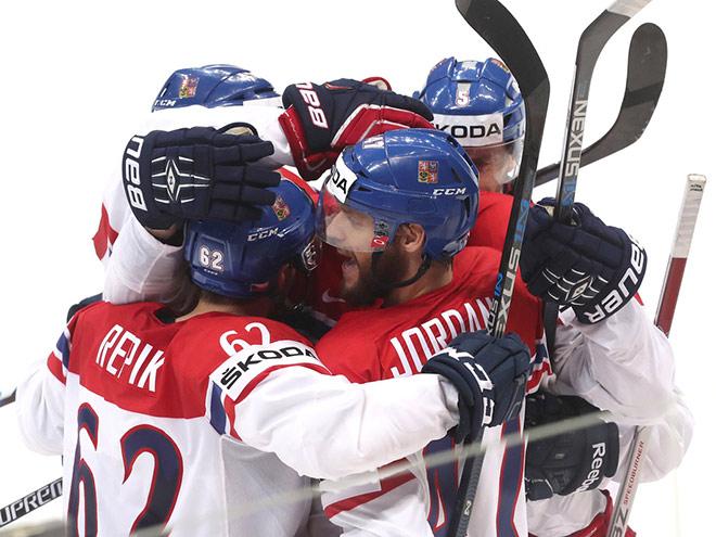 ЧМ-2016. Чехия сыграет с Казахстаном, Беларусь с Германией