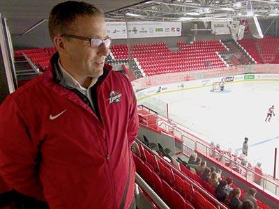 Ларс Лиссперс - о хоккейном фестивале для детей