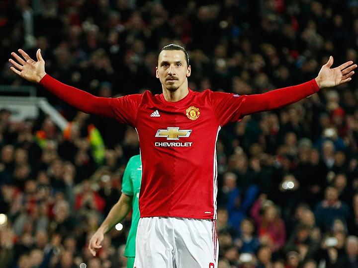 «Манчестер Юнайтед» впервый раз вистории вышел вполуфинал Лиги Европы