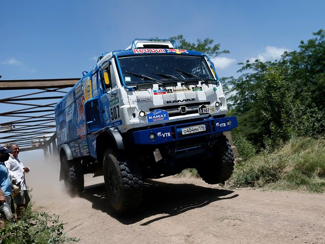 Главные итоги третьего дня ралли-марафона «Дакар»