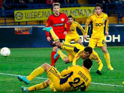 Четыре украинских клуба пробились в евровесну