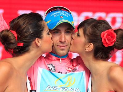 "Винченцо Нибали выиграл ""Джиро"""