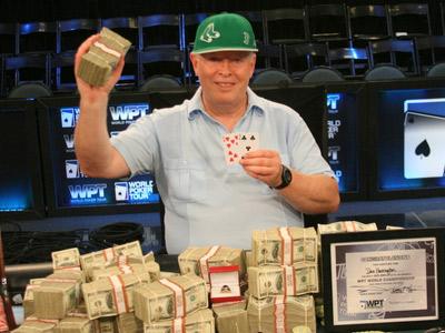 Зал славы покера. Action Dan
