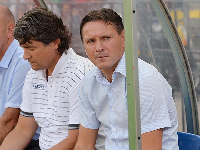 Главный тренер «Арсенала» Дмитрий Аленичев