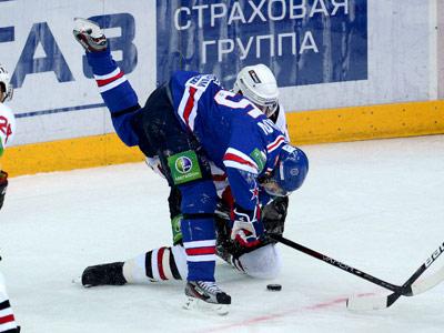 «Авангард» со счётом  2:1 победил СКА