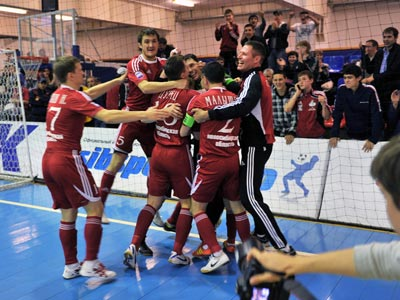 Отчёт о решающем полуфинальном матче «Сибиряка» и «Синары»