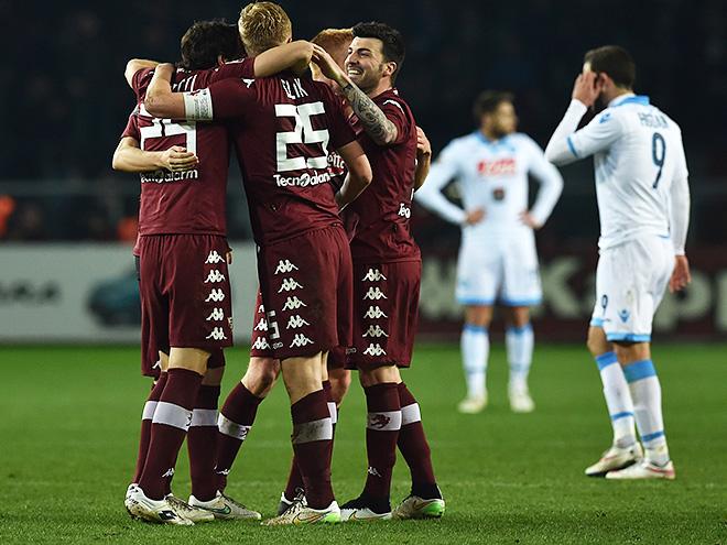 «Торино» — «Наполи» — 1:0