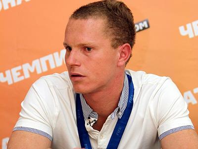 Интервью вратаря сборной России по пляжному футболу Андрея Бухлицкого