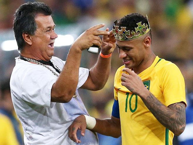 Бразилия в финале обыграла Германию. Лучшие кадры - в нашей фотоленте