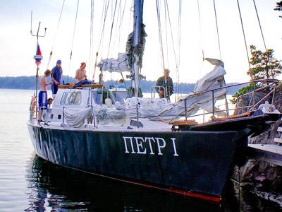 """Беспрецедентный """"Пётр I"""""""