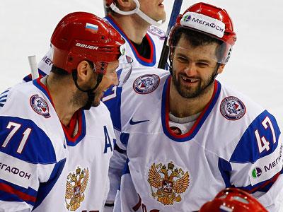 5 наблюдений c матча Россия – Швеция