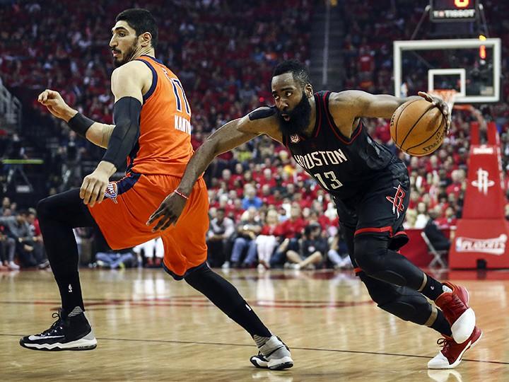 Итоги второго дня плей-офф НБА: победа «Чикаго», дуэль Хардена и Уэстбрука