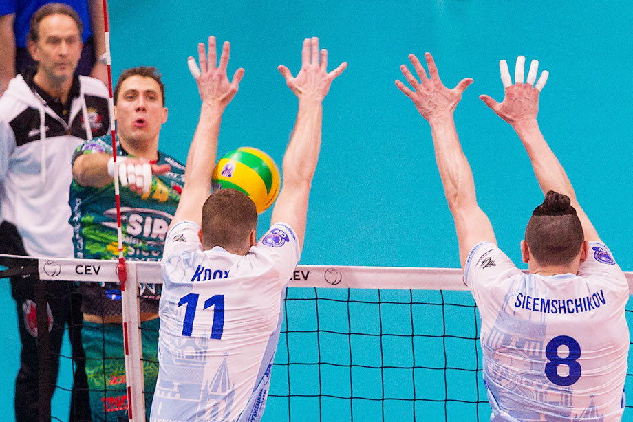 Чемпионат России по волейболу 2019 – почему «Динамо» выступило плохо