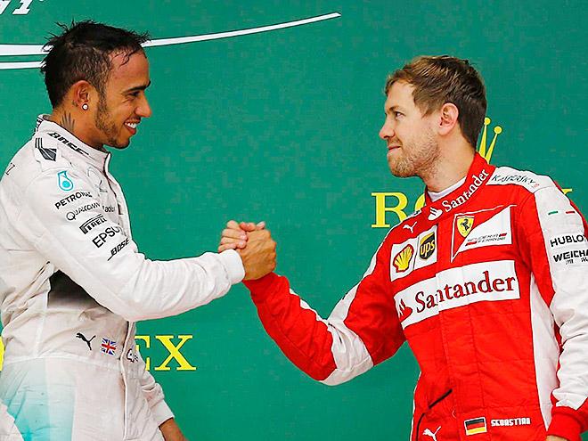 Лучшие гонщики Формулы-1 сезона-2015