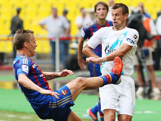 Сергей Семак против ЦСКА