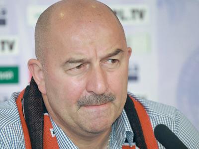 """Главный тренер """"Амкара"""" Станислав Черчесов"""