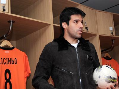 Футболист называет Донецк своим домом