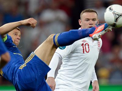 Олег Кузнецов о матче Украина – Англия