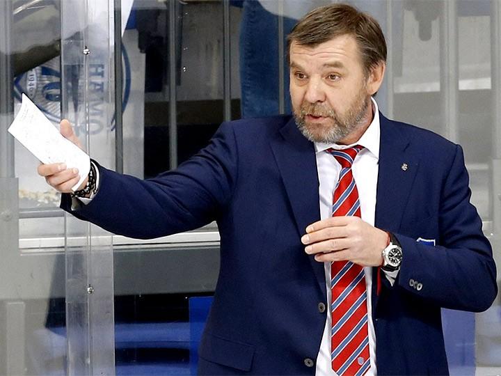 СКА вырвал победу у«Динамо» втретьем матче серии