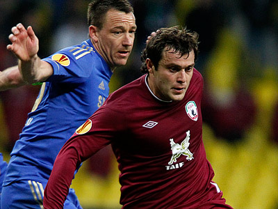 «Рубин» — «Челси»: Касаев и Калешин о матче